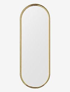ANGUI mirror - väggspeglar - gold