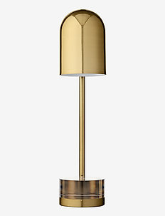 LUCEO Table lamp - over 2000 kr - gold/clear