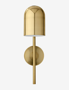 LUCEO wall lamp - væglamper - gold/clear