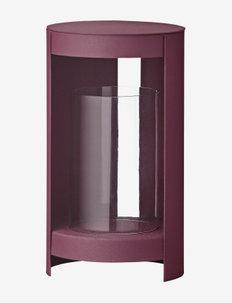 ORA lantern - woningdecoratie - bordeaux