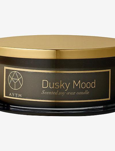 Scented candle - duftlys - black, dusky mood