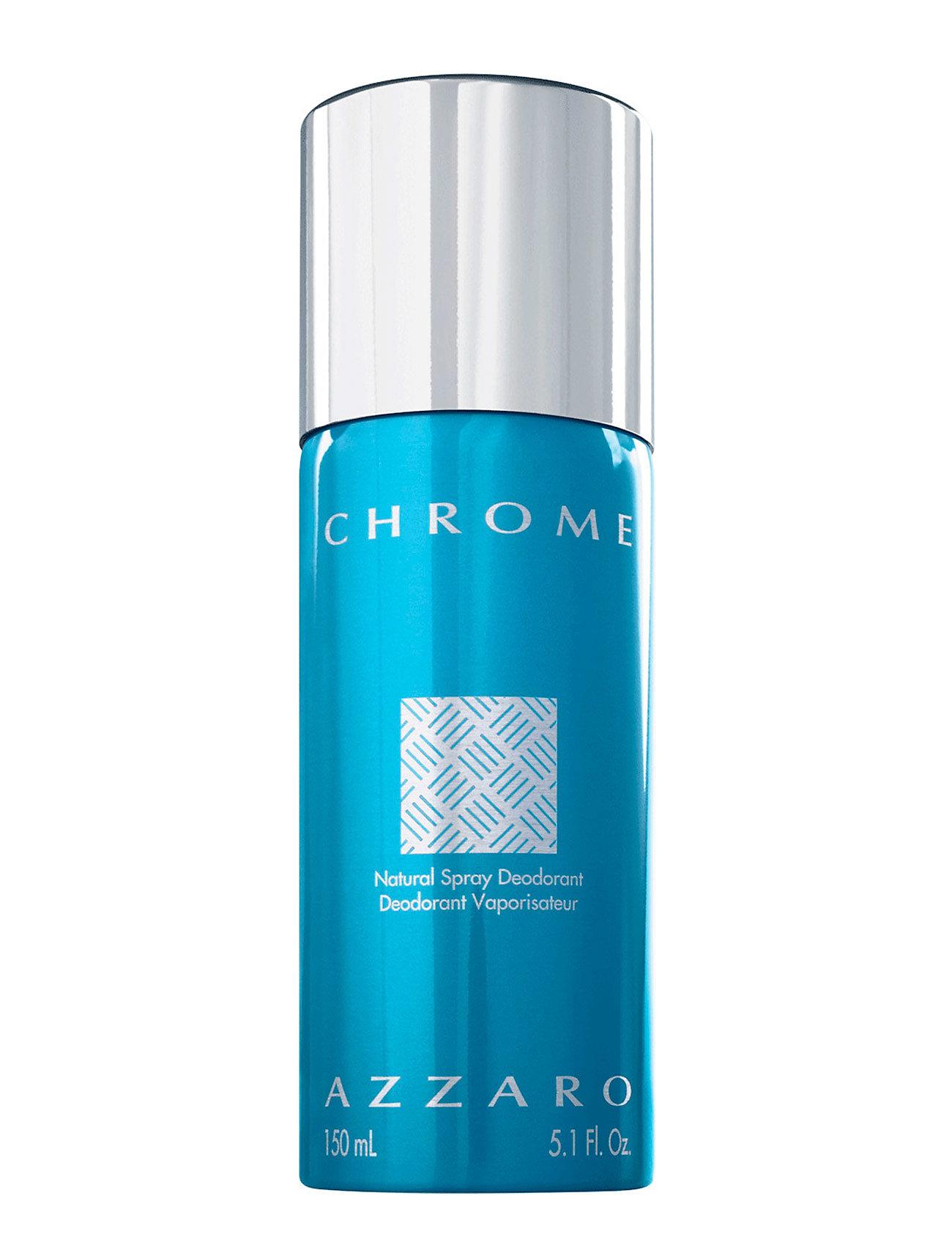 AZZARO CHROME DEODORANT SPRAY - NO COLOR