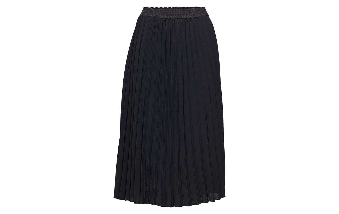 Skirt B 100 young Polyester Idalika Black nR1npqxYzw