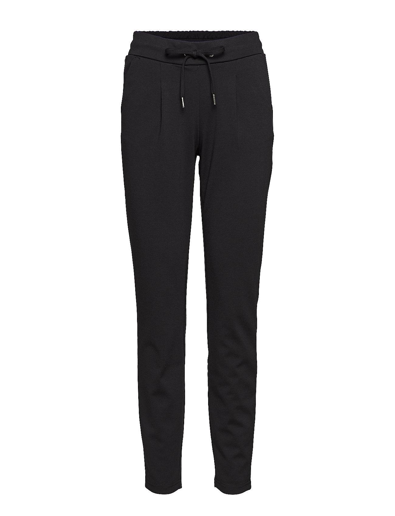 b.young Rizetta pants 2 - - BLACK
