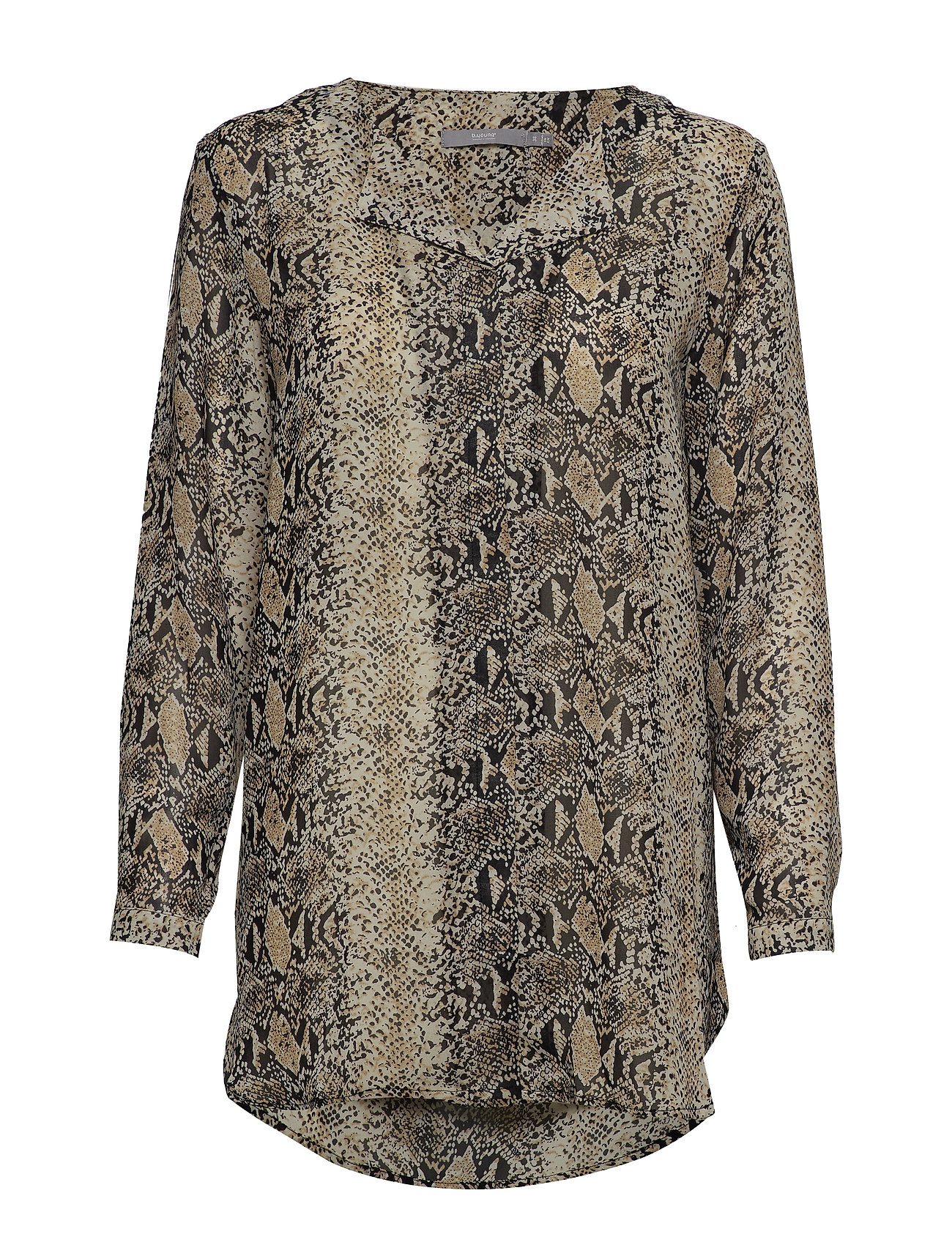 b.young BYGESNAKE TUNIC - - OFF WHITE COMBI 1