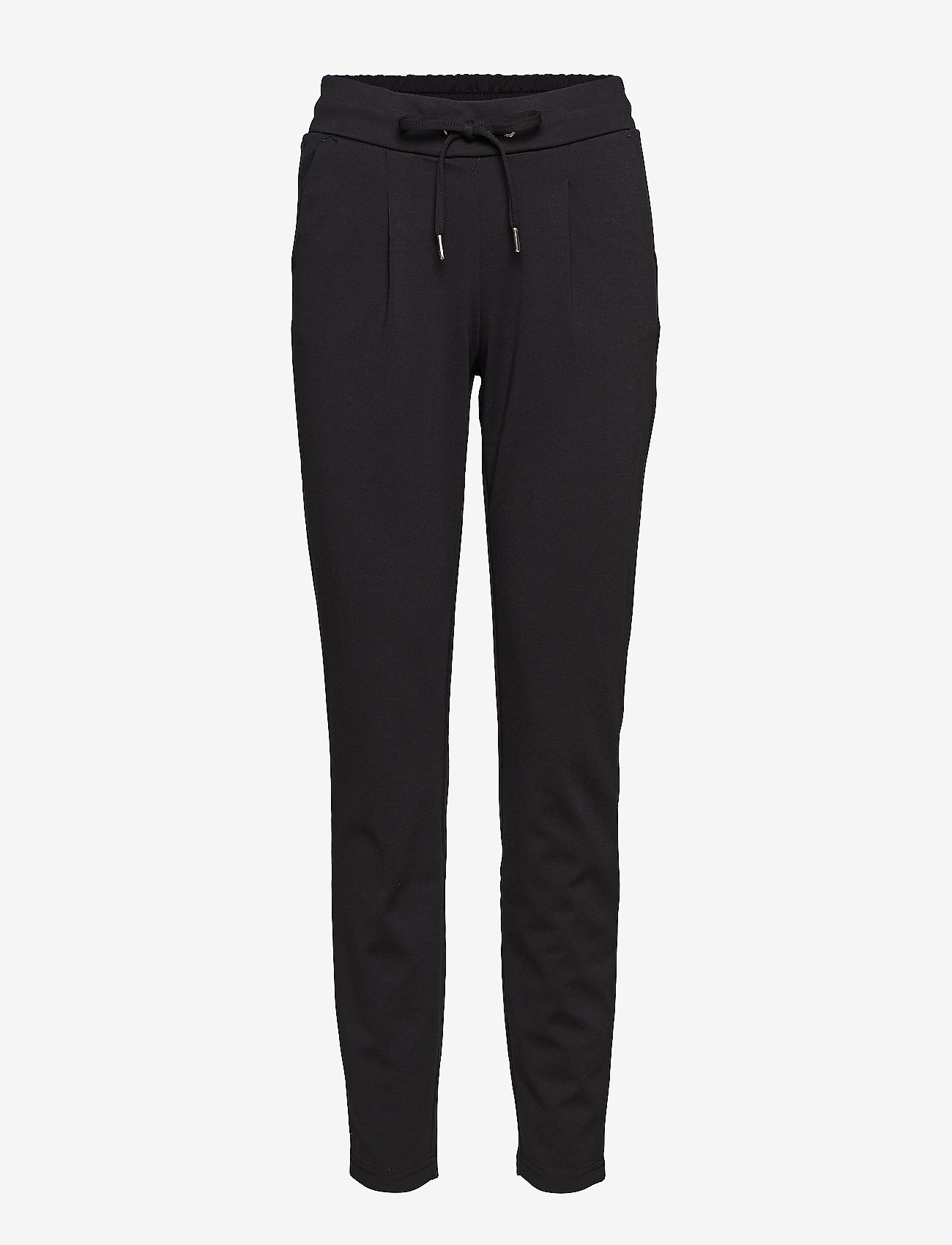 b.young - Rizetta pants 2 - Jersey - slim fit trousers - black - 0