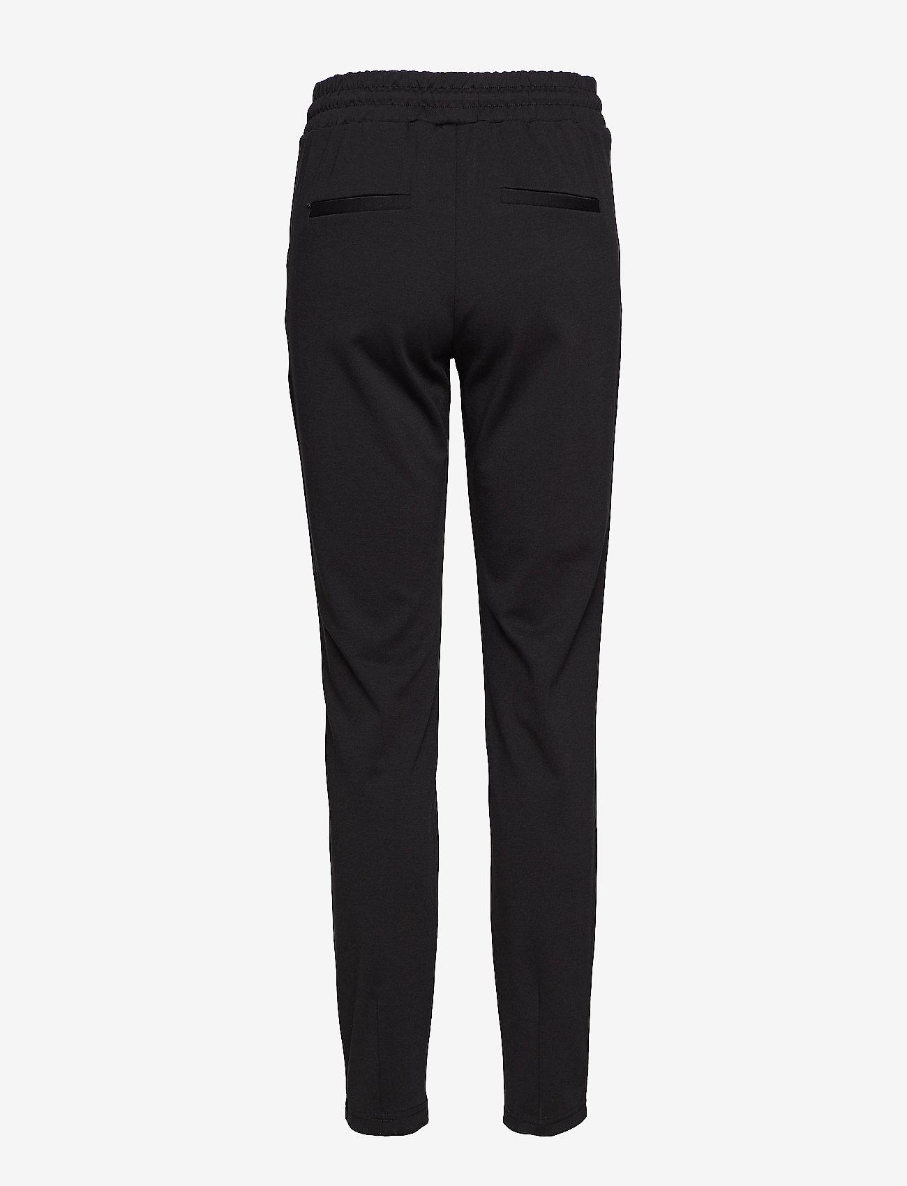 b.young - Rizetta pants 2 - Jersey - pantalons slim fit - black - 1
