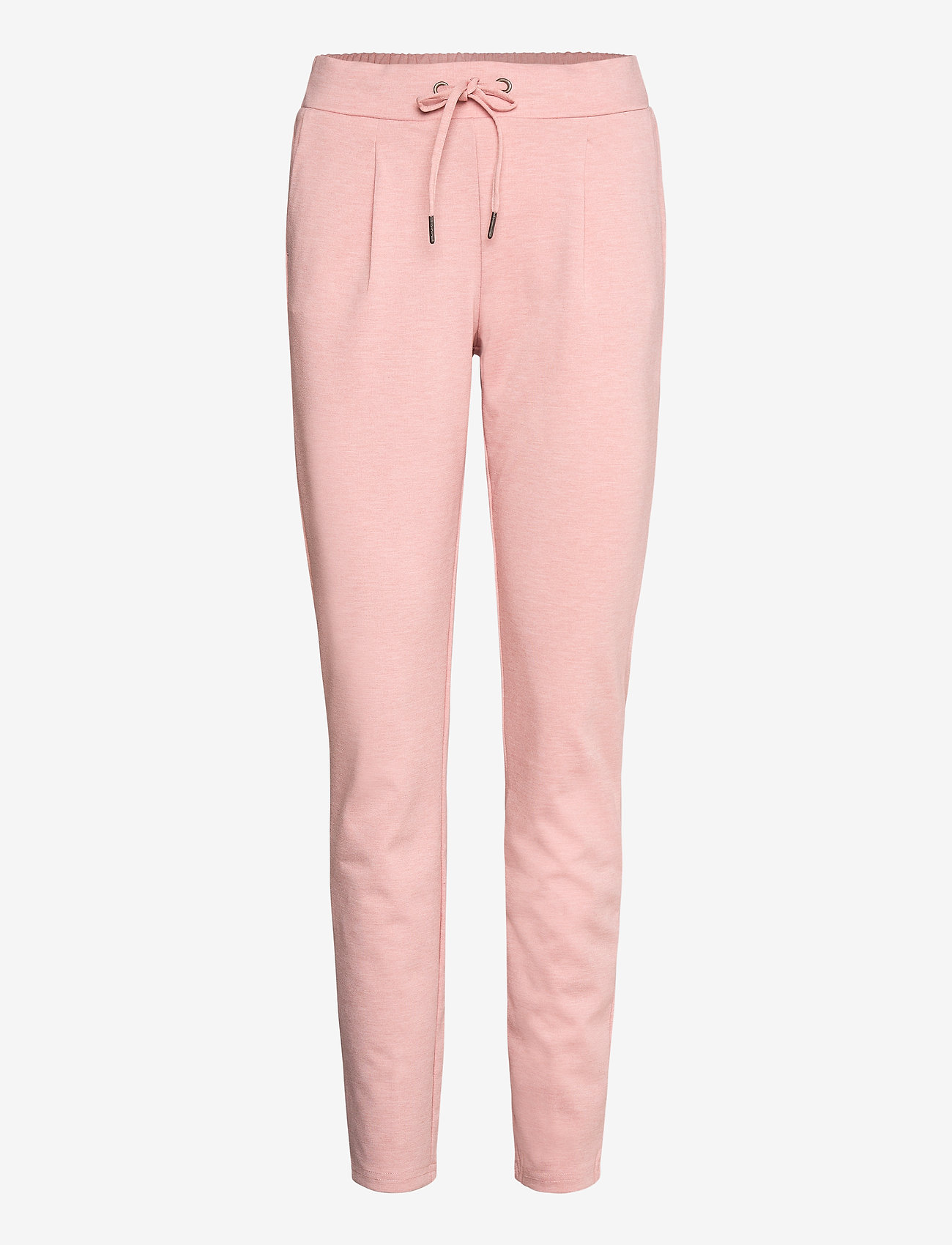 b.young - Rizetta pants 2 - Jersey - slim fit trousers - rose tan melange - 0