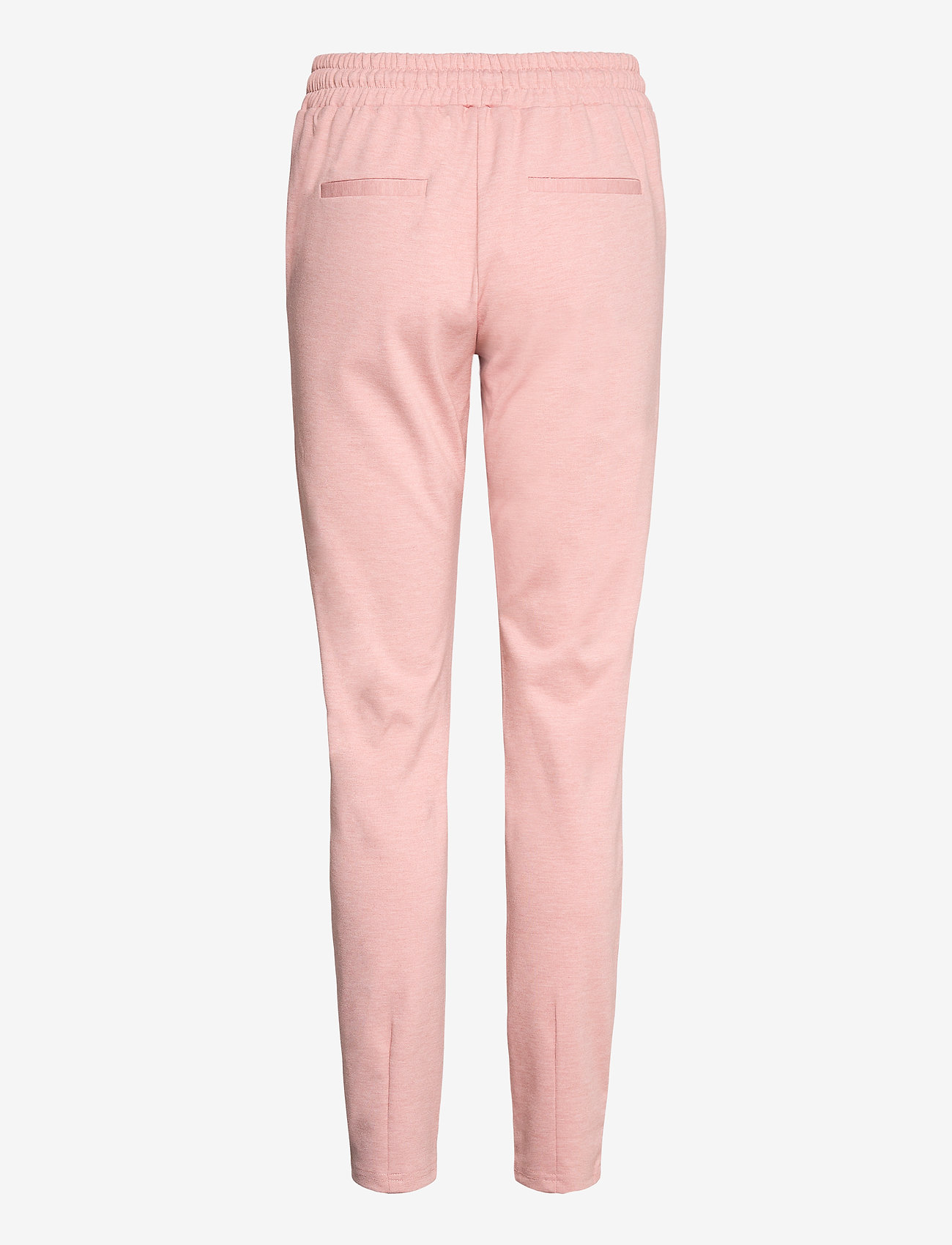 b.young - Rizetta pants 2 - Jersey - slim fit trousers - rose tan melange - 1