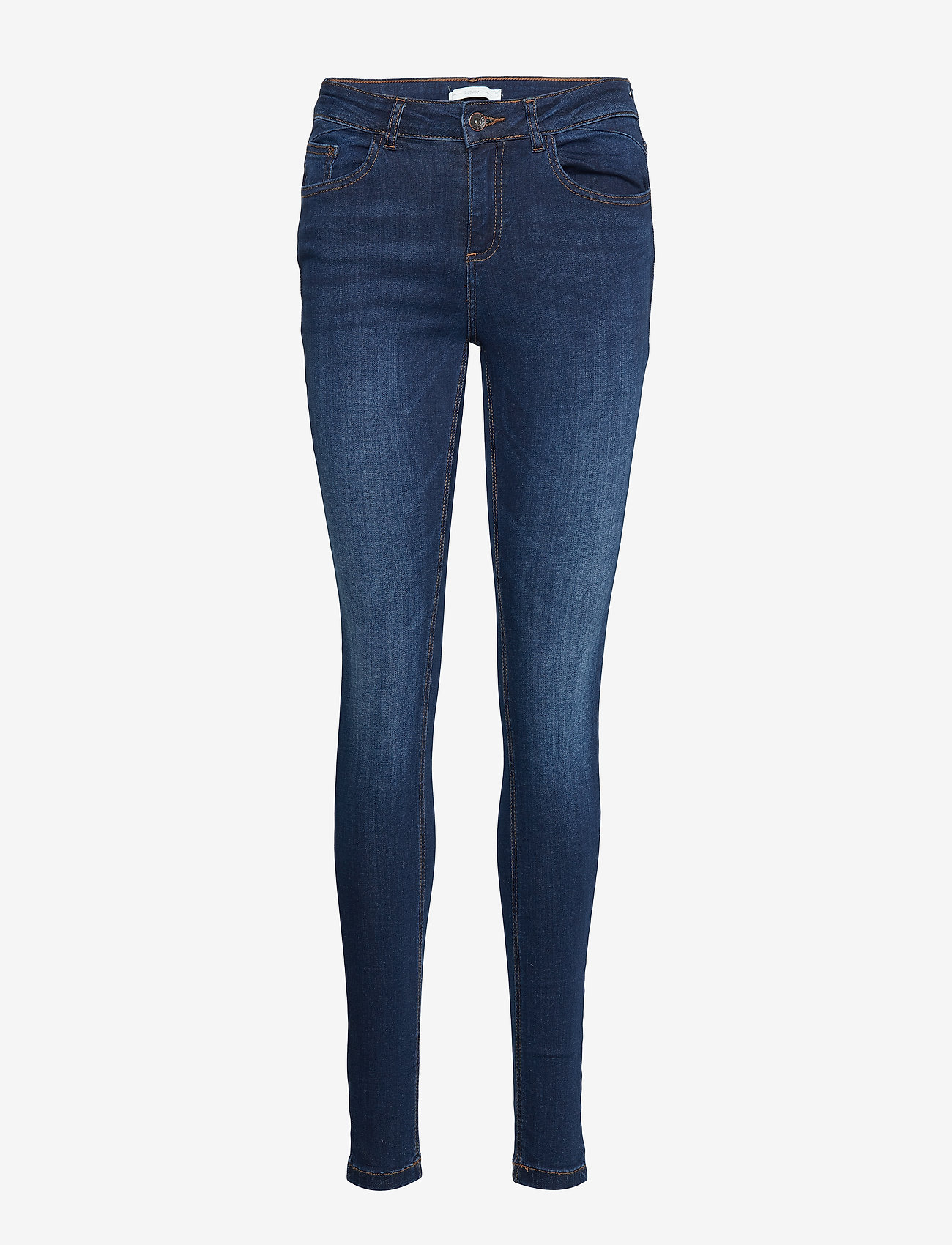 b.young - Lola Luni jeans - 5 pocket - skinny jeans - dark ink - 0