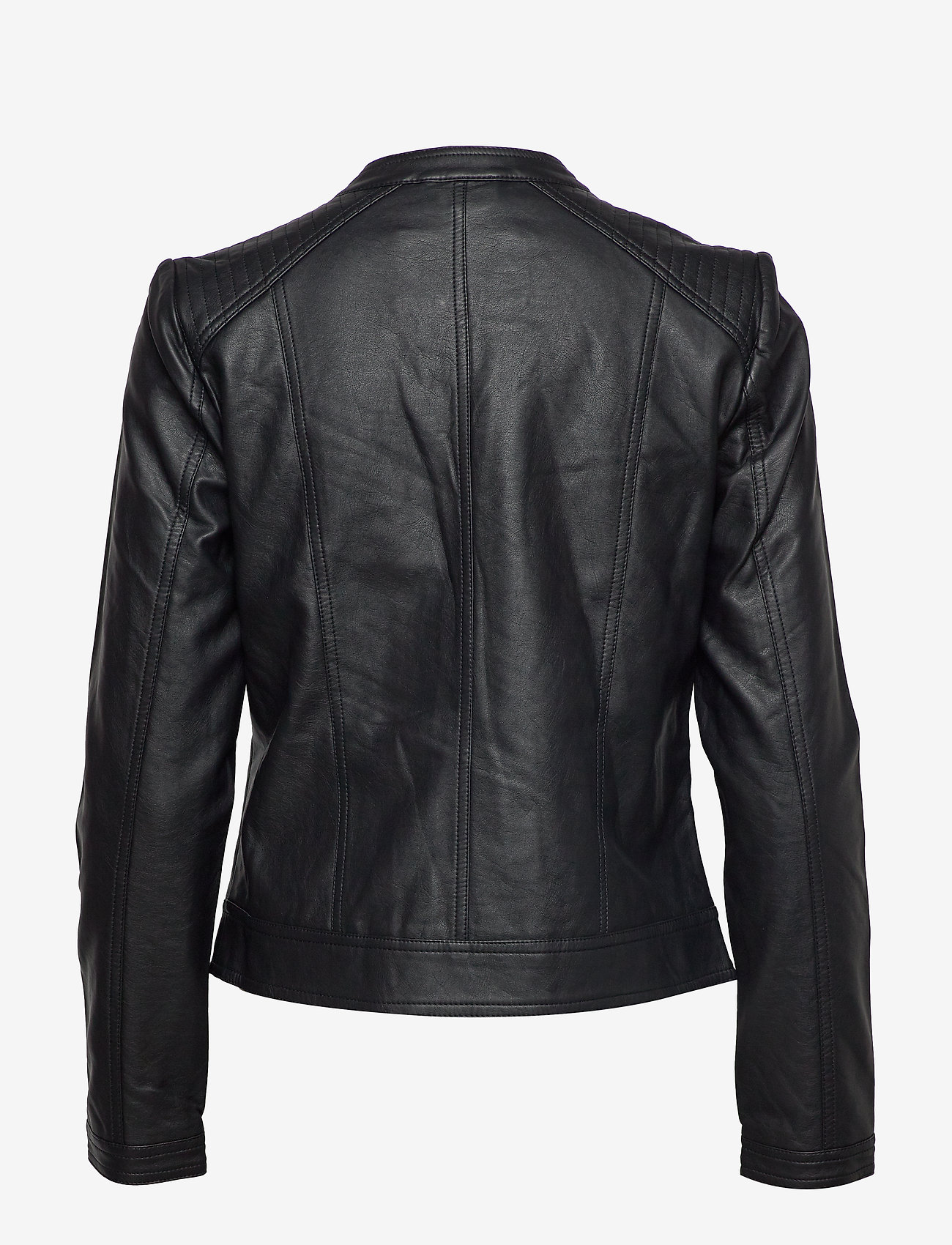 b.young - Acom jacket - - skinnjackor - black - 1
