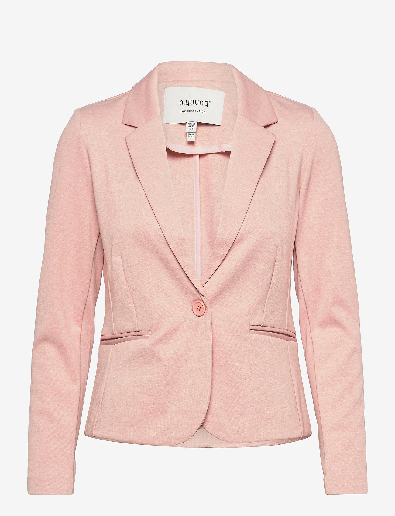 b.young - Rizetta blazer - - vestes casual - rose tan melange - 0