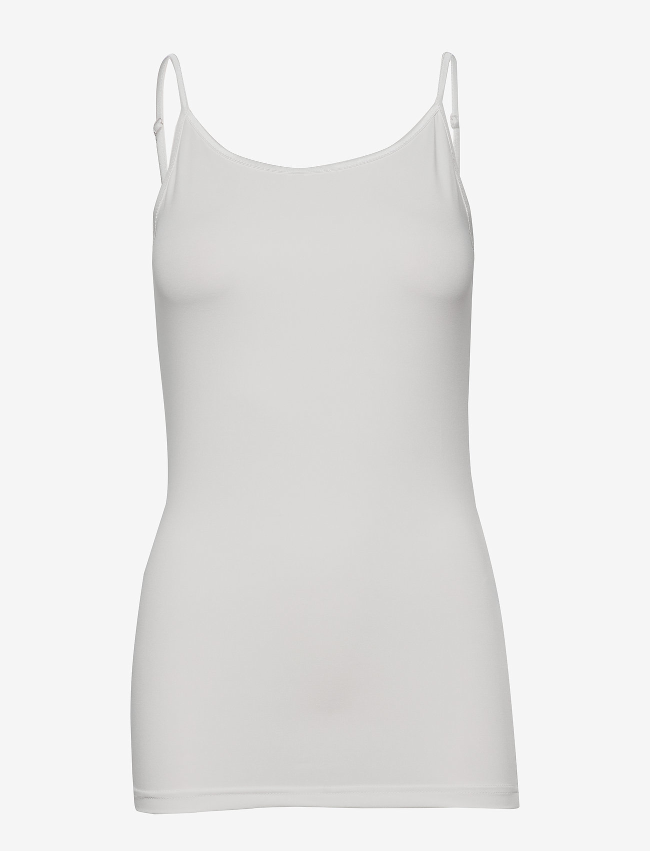 b.young - Iane strap top - - linnen - off white - 0