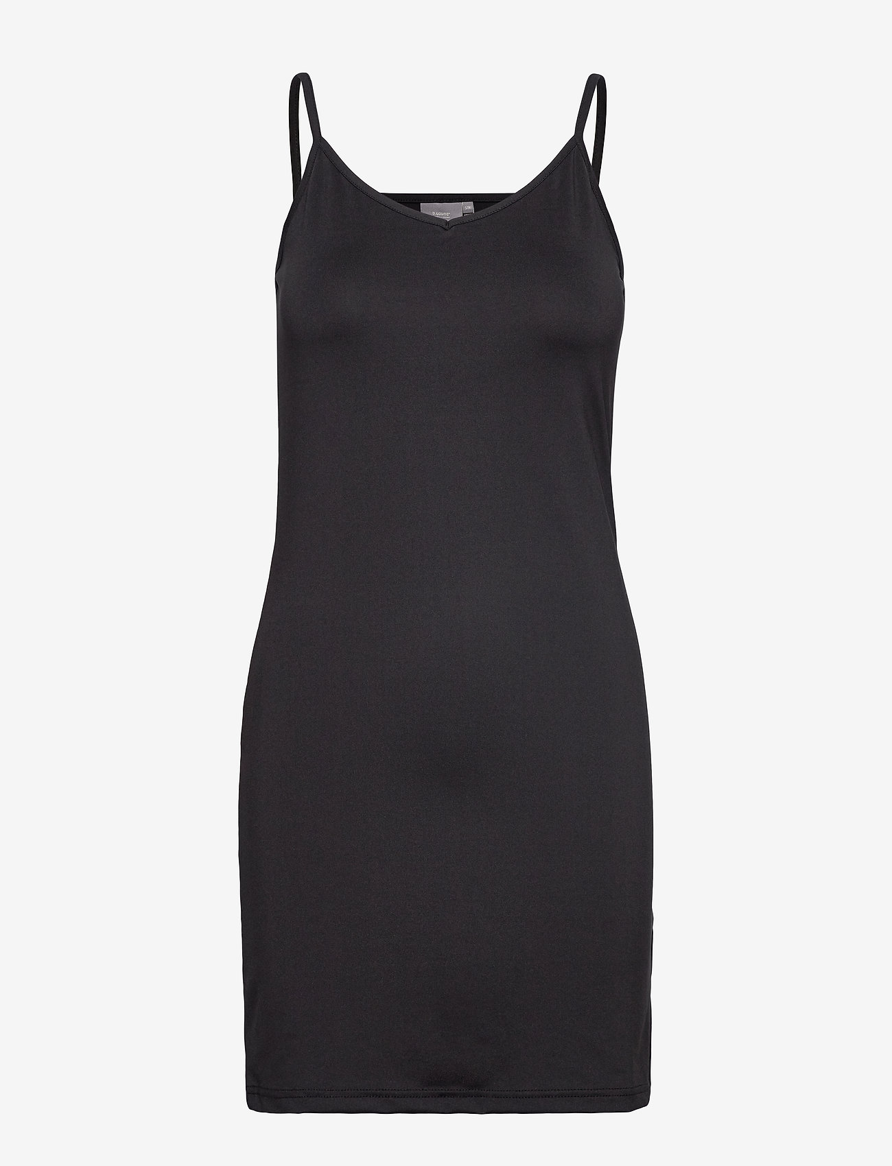 b.young - BYIANE UNDERDRESS - JERSEY - short dresses - black - 0