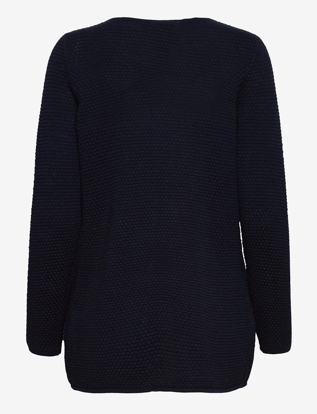 b.young - BYMIKALA STRUCTURE CARDIGAN - koftor - copenhagen night - 1