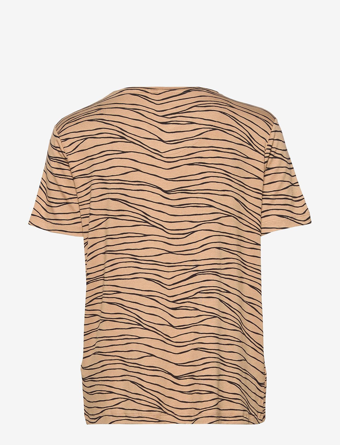 Byrillo Tshirt 3 - (Almond Combi 1) - b.young iWT2aO