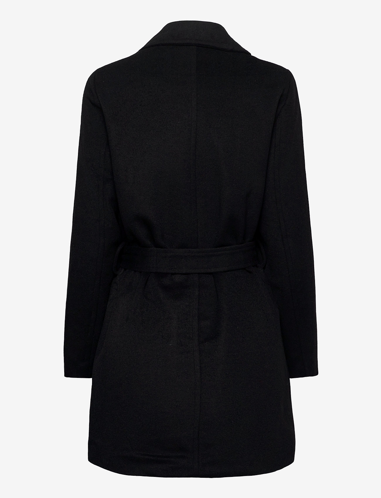 b.young - BYABIA COAT - - wool coats - black - 1