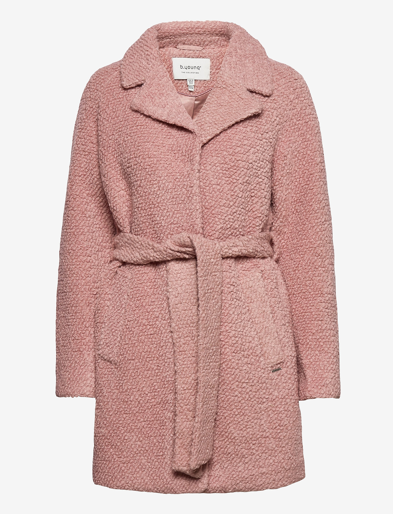 b.young - BYALUNA JACKET - - ulljackor - warm rose - 0