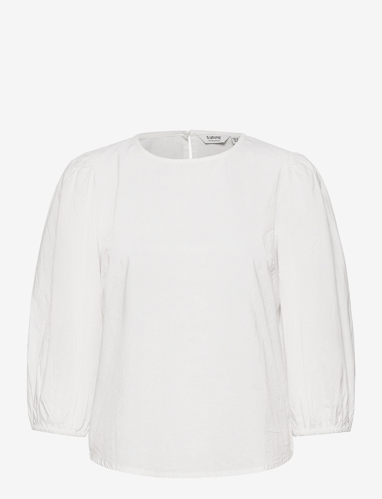 b.young - BYJOSE BLOUSE - - långärmade blusar - off white - 0