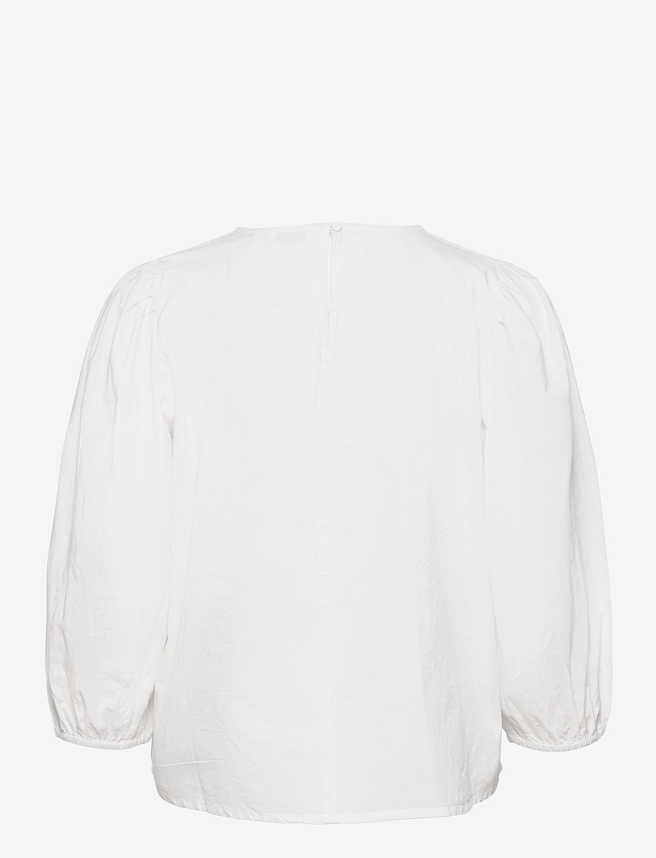 b.young - BYJOSE BLOUSE - - langærmede bluser - off white - 1