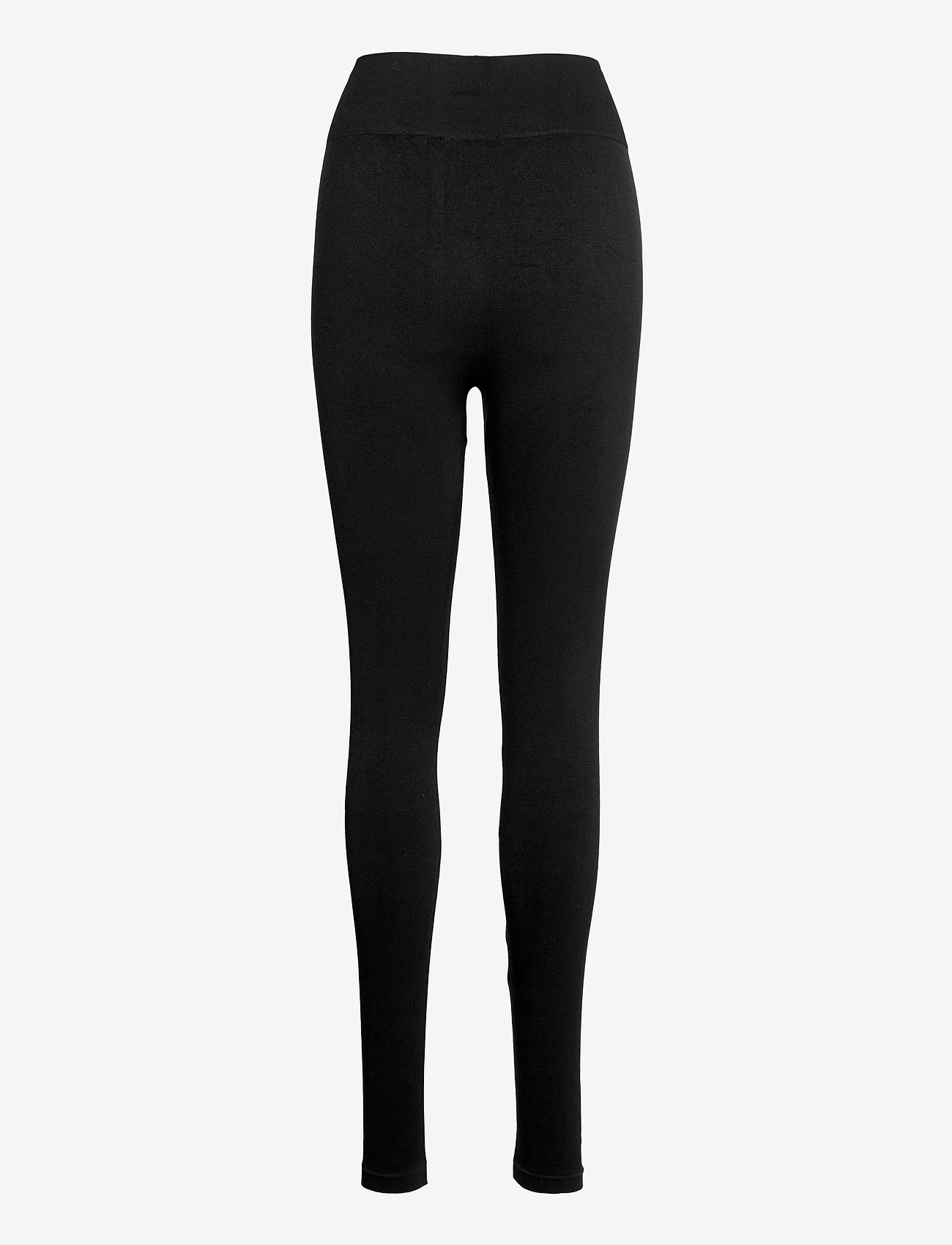 b.young - BYBRIX LEG - Leggings w. rib - leggings - black - 1