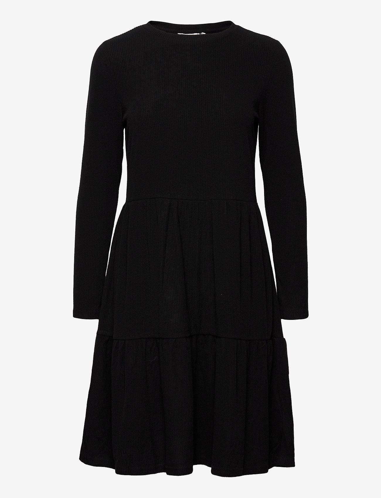 b.young - BYPERSIA DRESS - - midi kjoler - black - 0