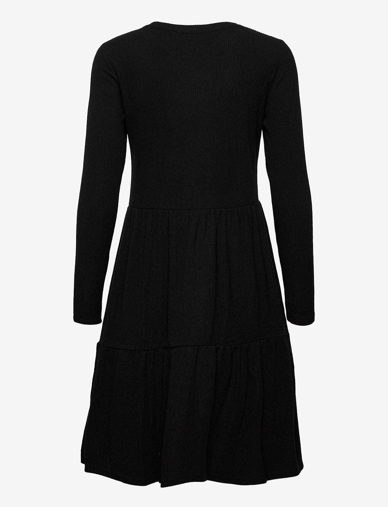 b.young - BYPERSIA DRESS - - midi kjoler - black - 1