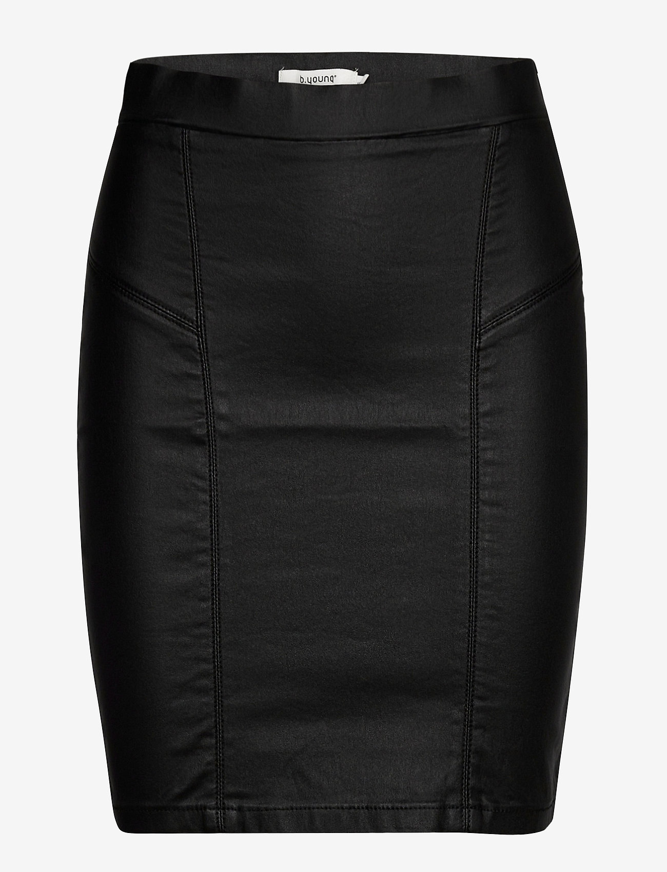 b.young - BYKIKO SKIRT 3 - - midi - black - 0