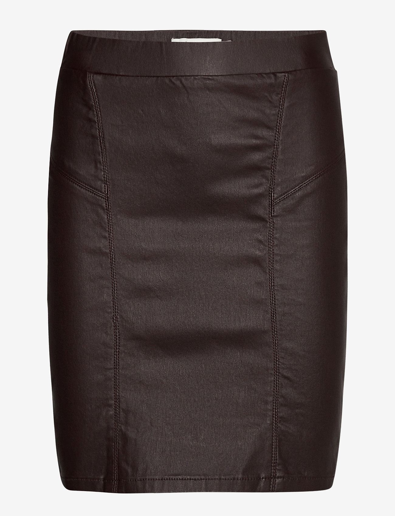 b.young - BYKIKO SKIRT 3 - - midi - chicory coffee - 0