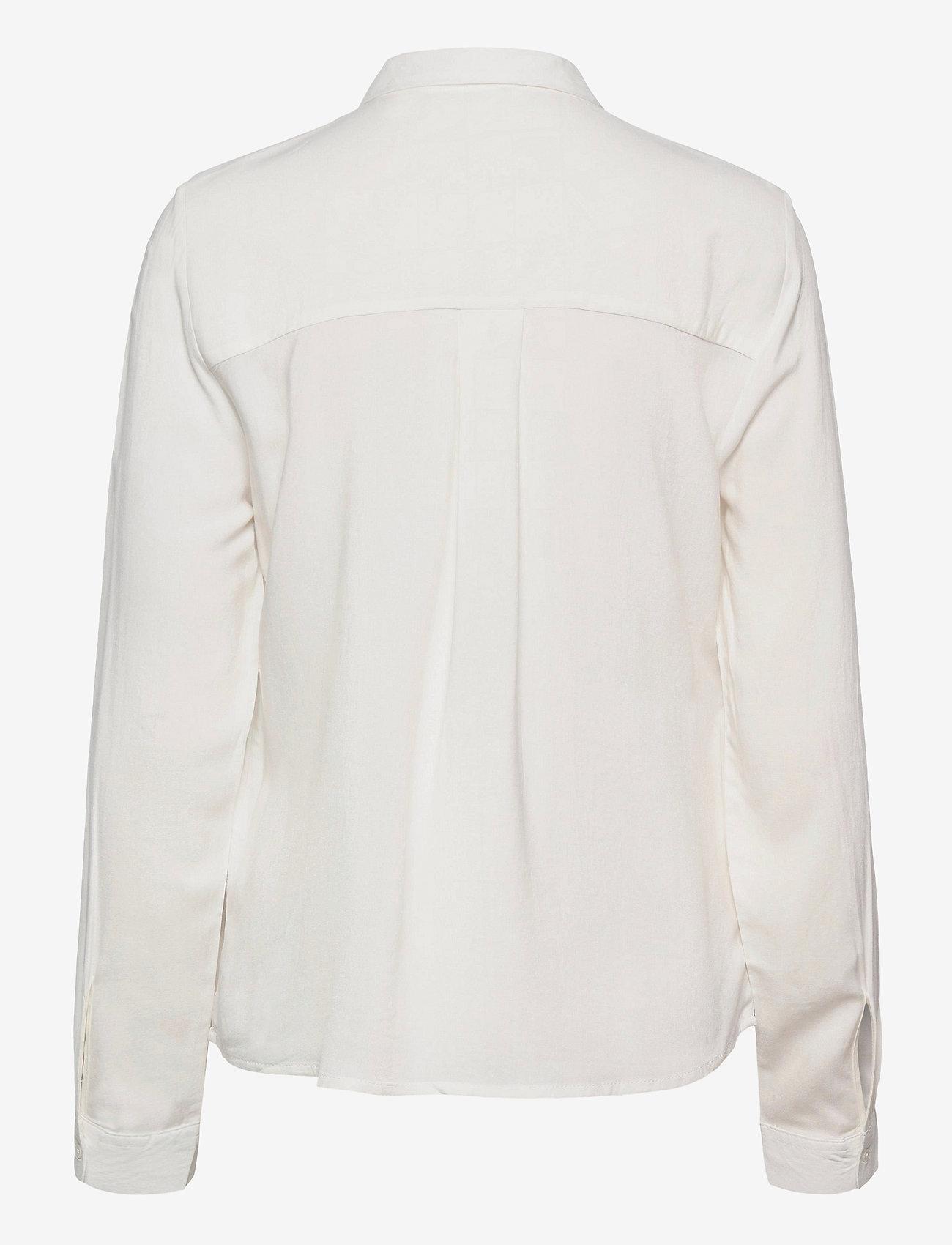 b.young - BYIDRA SHIRT - - long-sleeved shirts - off white - 1