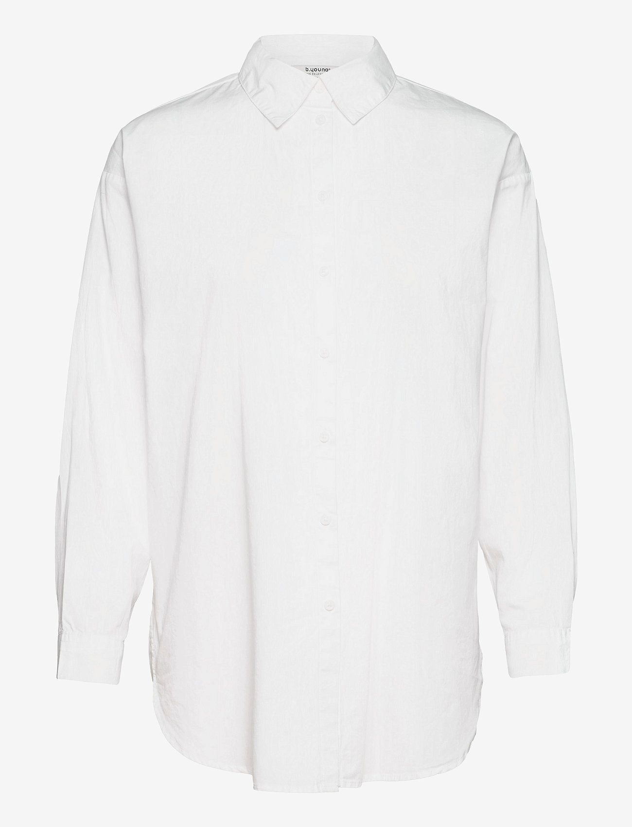 b.young - BYGAMZE SHIRT - - long-sleeved shirts - bright white - 0