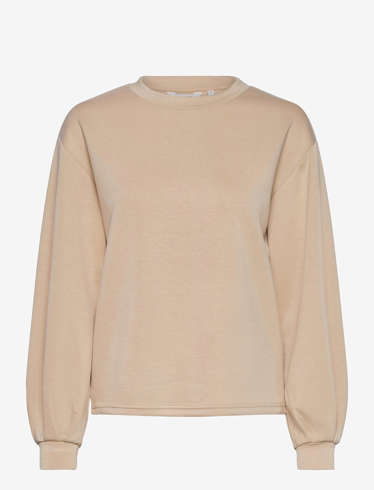 b.young - BYPUSTI PULLOVER 4 - - sweatshirts - cement - 0