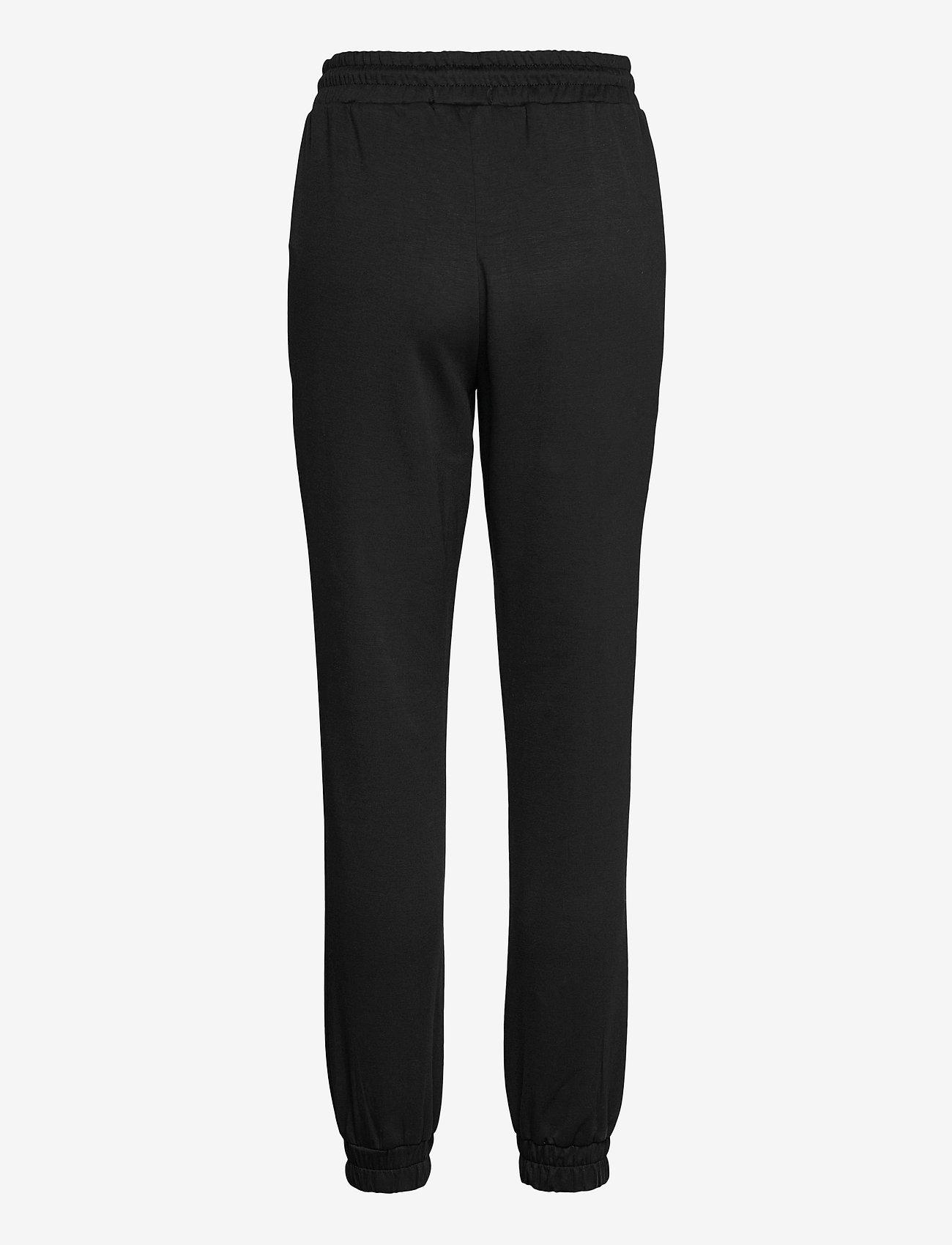 b.young - BYPUSTI PANTS - - sweatpants - black - 1