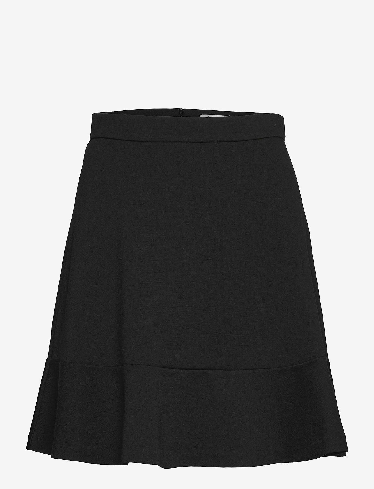 b.young - BYTIMONA SKIRT - - midi skirts - black - 0