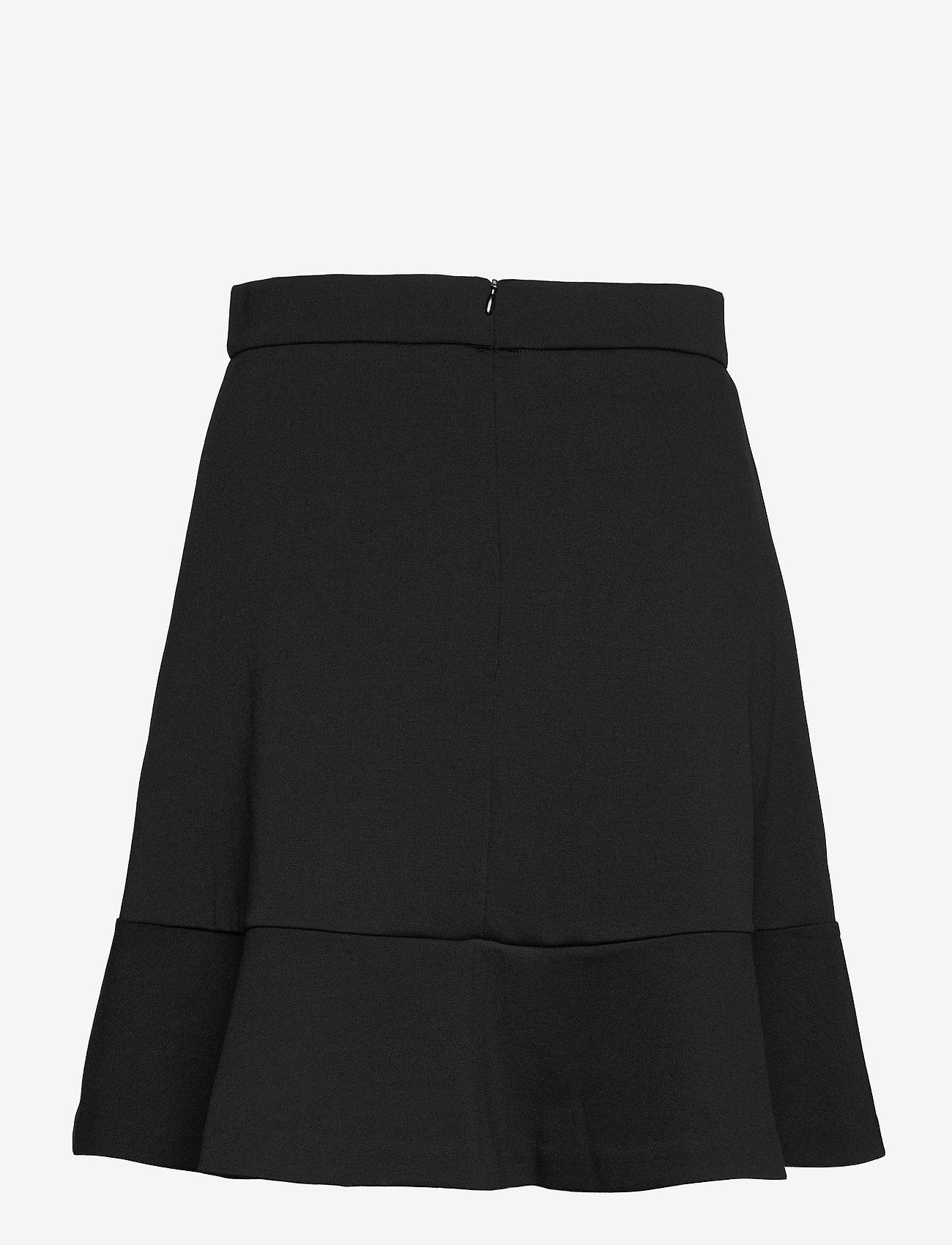 b.young - BYTIMONA SKIRT - - midi skirts - black - 1