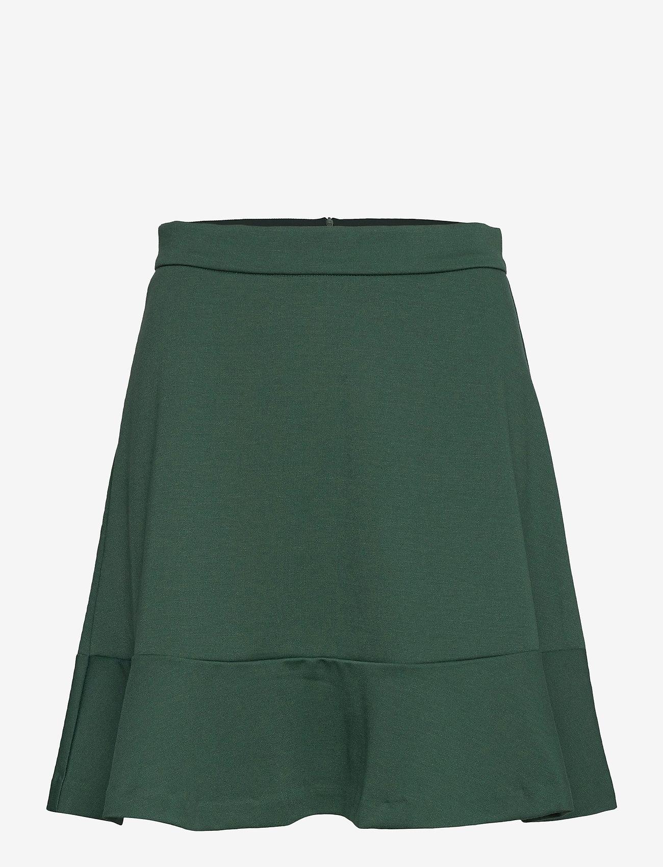 b.young - BYTIMONA SKIRT - - midi kjolar - jungle green - 0