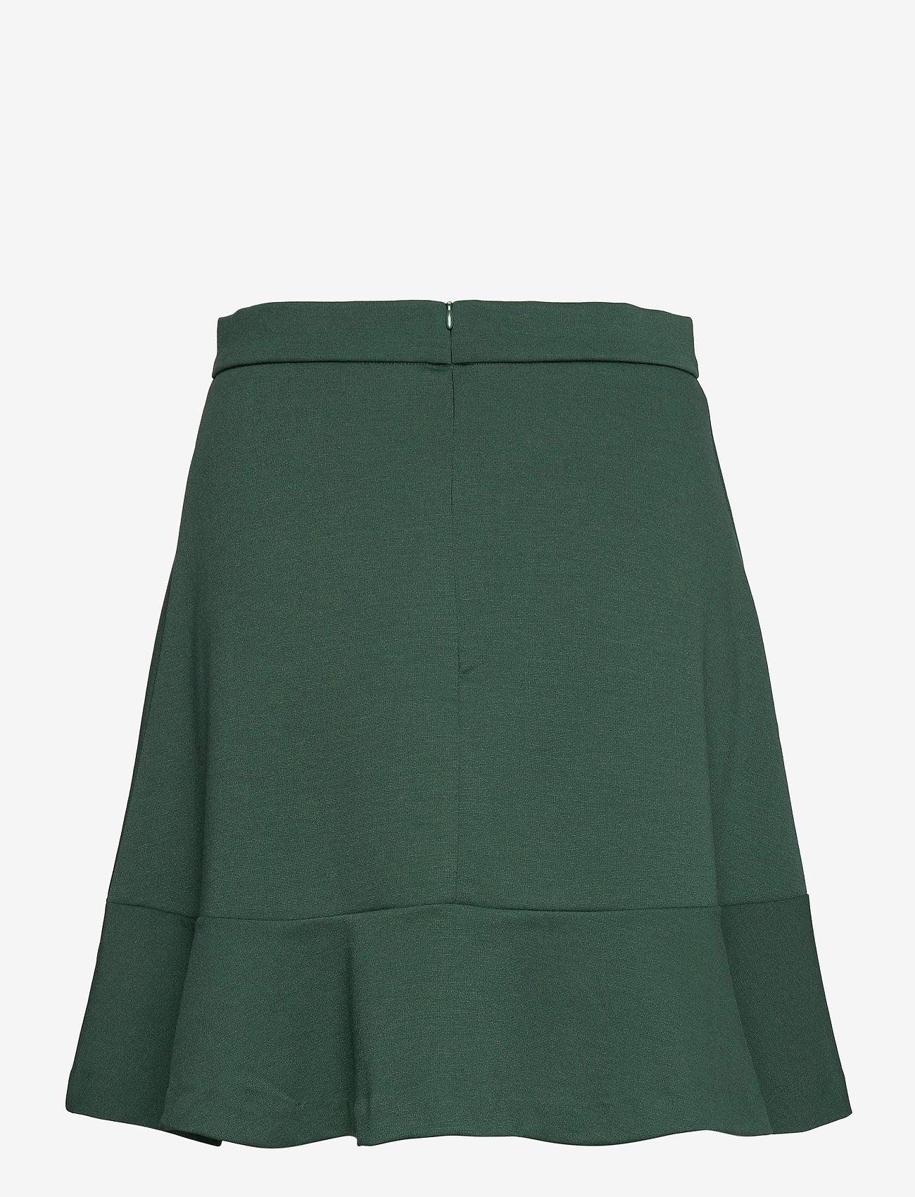 b.young - BYTIMONA SKIRT - - midi skirts - jungle green - 1