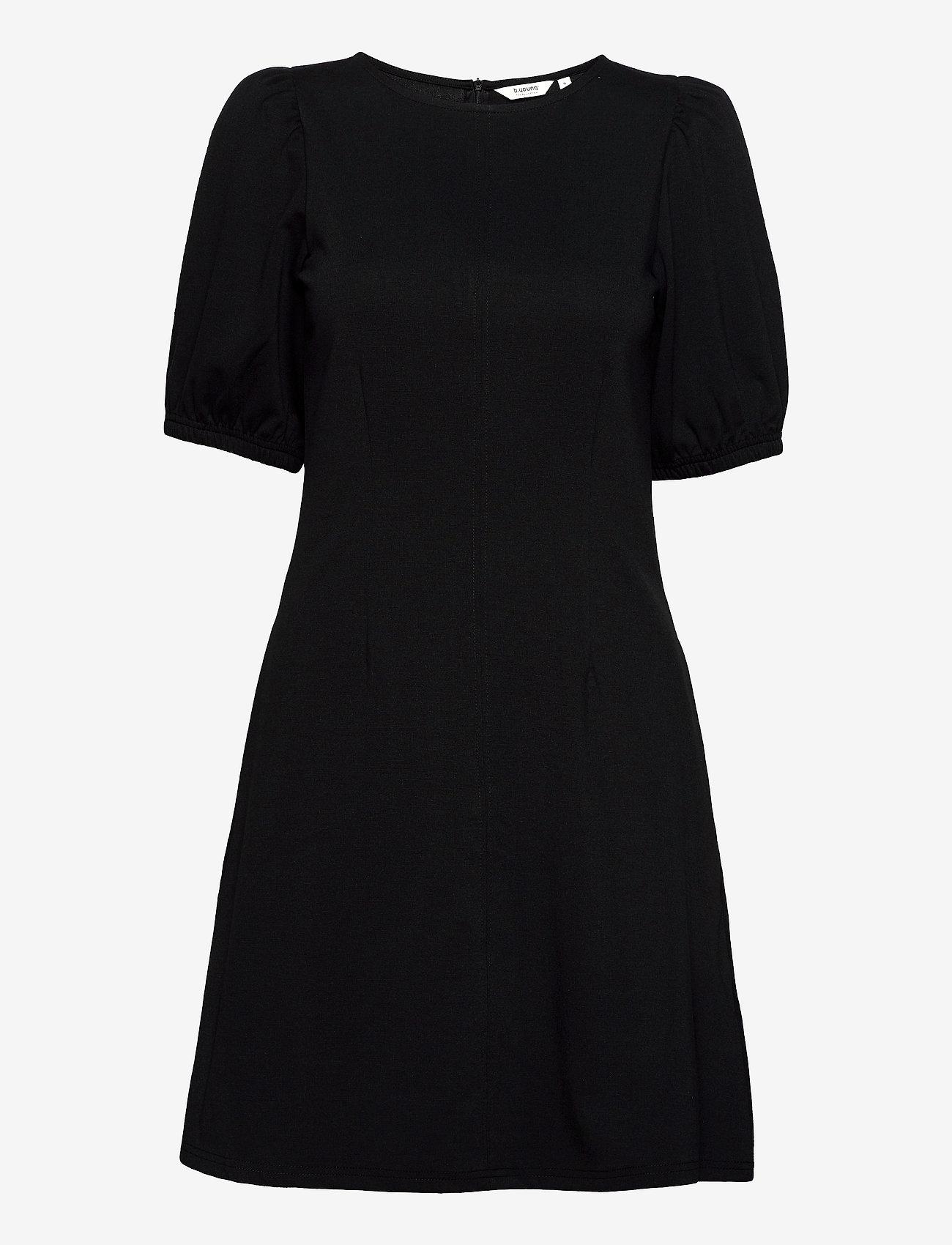 b.young - BYTIMONA DRESS - - everyday dresses - black - 0