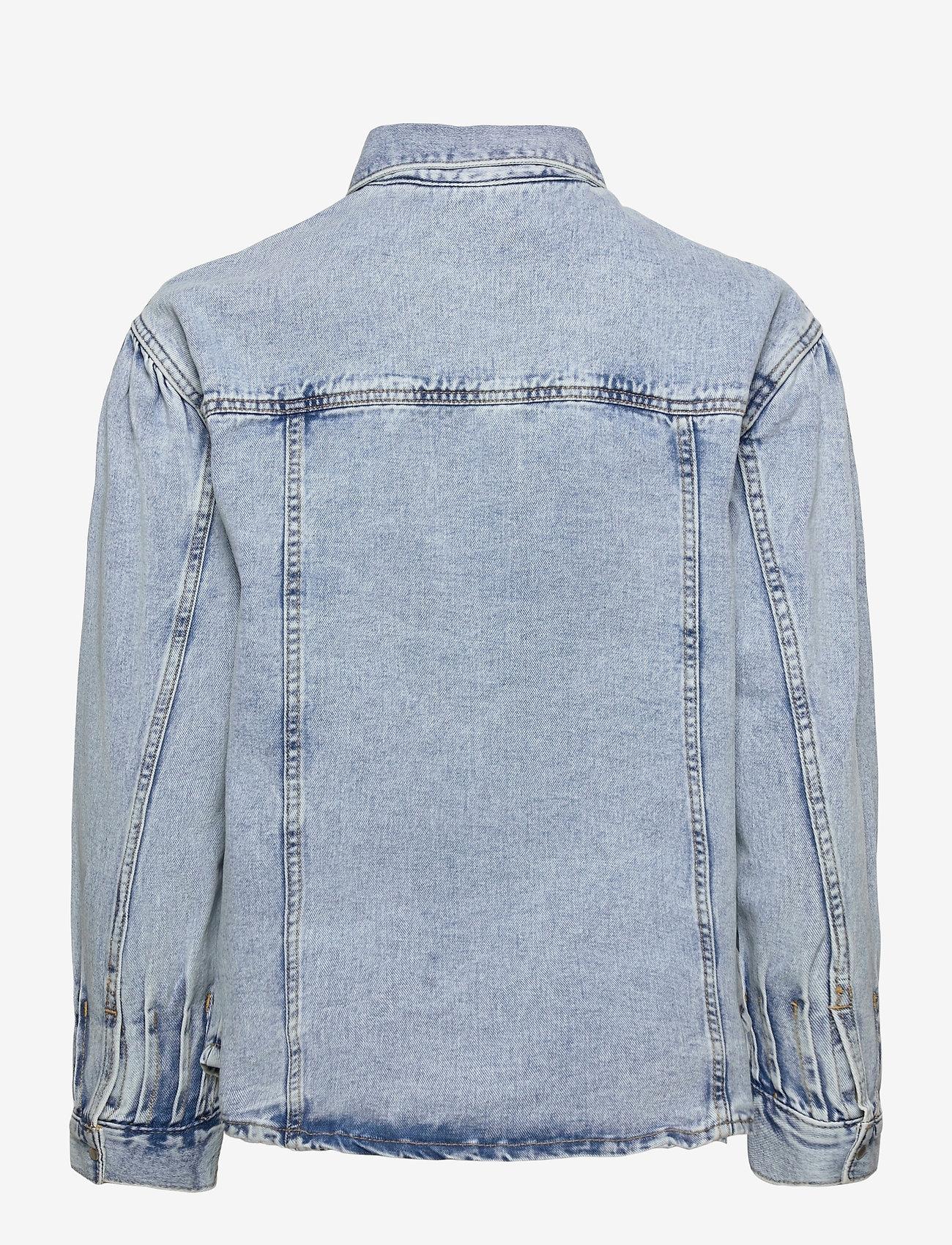 b.young - BYLYRA SHIRT - - kläder - ligth blue denim - 1