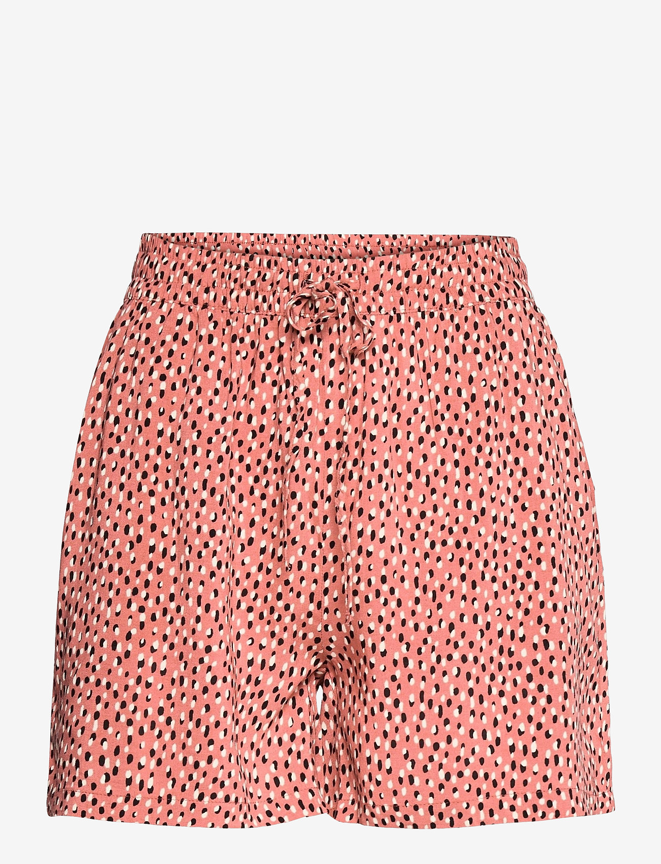 b.young - BYMMJOELLA SHORTS - - shorts casual - etruscan red mix - 0
