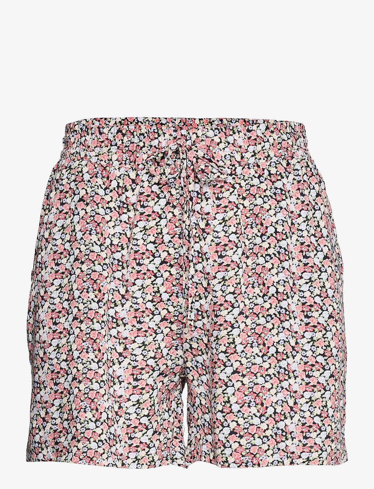 b.young - BYMMJOELLA SHORTS - - shorts casual - rose tan mix - 0
