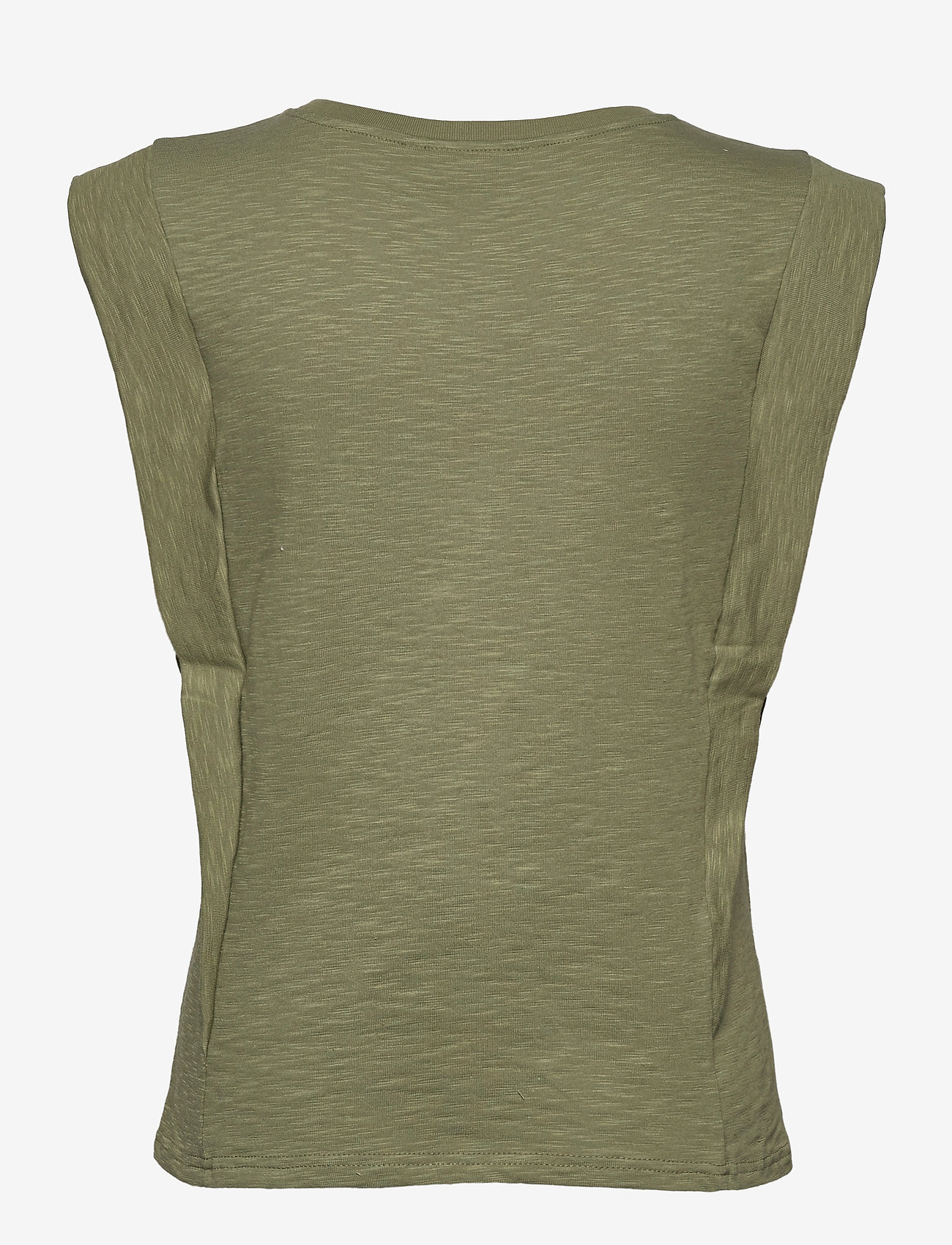 b.young - BYTELLA SLEEVELESS - - sleeveless tops - oil green - 1