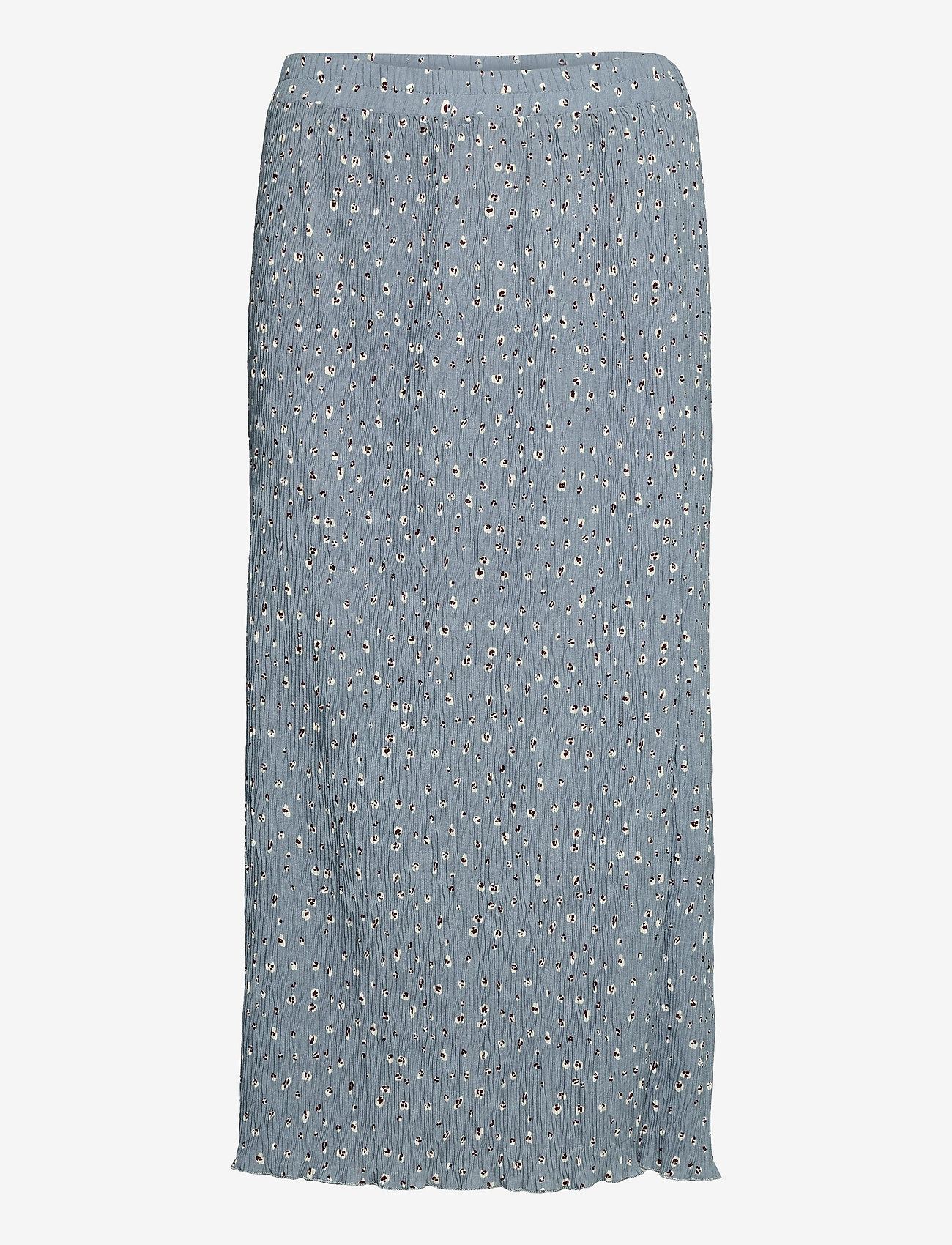 b.young - BXILNA SKIRT - maxikjolar - country blue mix - 0