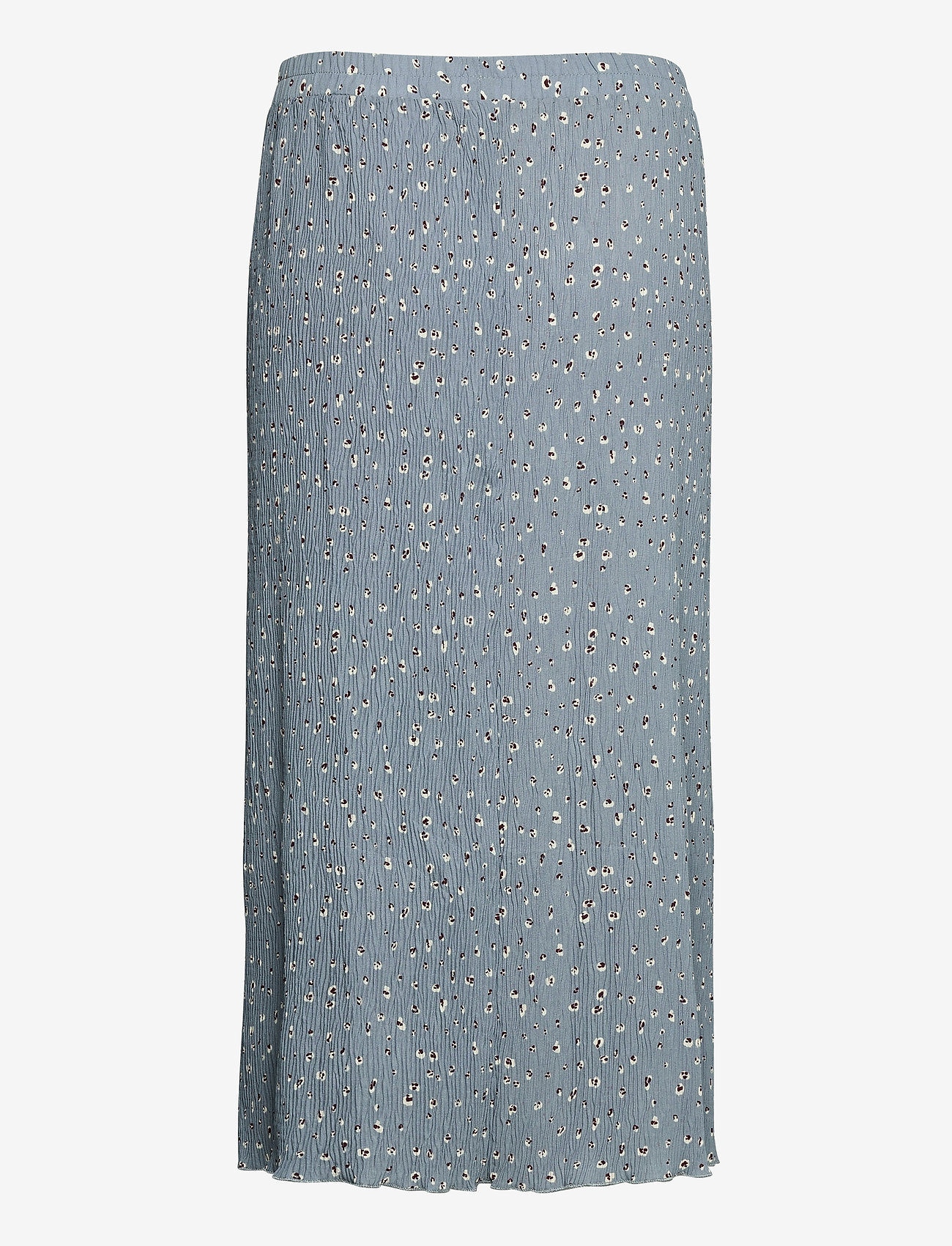 b.young - BXILNA SKIRT - maxi skirts - country blue mix - 1
