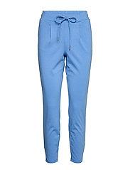 Rizetta crop pants - - REGATTA BLUE
