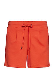 Rizetta shorts - SPICY RED