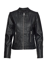 Acom jacket - - BLACK