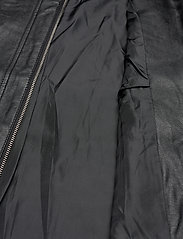 b.young - Acom jacket - - skinnjackor - black - 4