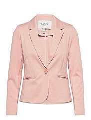 Rizetta blazer - - ROSE TAN MELANGE