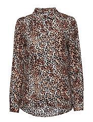 Gigilula shirt - - MOONLIGHT LEOPARD COMBI 1